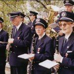 Bilde av folk med klarinetter