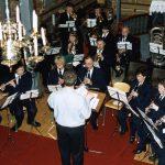 Bilde av en kirkekonsert